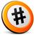 hashtag icon stock photo © nickylarson974