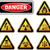 vector danger signs stock photo © nickylarson974