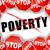 pare · pobreza · detalhado · ilustração · vermelho · assinar - foto stock © nickylarson974