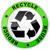 recycle round sign stock photo © nickylarson974