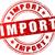 import · eksport · podpisania · ilustracja · zielone · działalności - zdjęcia stock © nickylarson974
