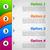 современных · Инфографика · шаги · Элементы · текста · дизайна - Сток-фото © nickylarson974