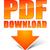 vecteur · pdf · téléchargement · bouton · blanche · design - photo stock © nickylarson974