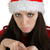 christmas girl with coins stock photo © nicoletaionescu