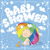 baby shower vector cartoon invitation stock photo © nicoletaionescu