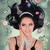 parfüm · fantázia · nulla · gravitáció · gyönyörű · fiatal · nő - stock fotó © NicoletaIonescu