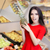 drága · élelmiszerbolt · fiatal · nő · kiált · hosszú · nyugta - stock fotó © nicoletaionescu