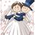wedding invitation couple vector cartoon stock photo © nicoletaionescu