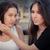 mulher · jovem · reconfortante · amigo · retrato · duas · mulheres · consolá - foto stock © NicoletaIonescu