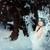 hó · királynő · tél · fantázia · tájkép · gyönyörű - stock fotó © nicoletaionescu