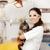 若い女性 · 獣医 · 外科医 · 医師 · 着用 · 聴診器 - ストックフォト © nicoletaionescu