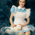lány · csodaország · fehér · nyúl · portré · mosolyog - stock fotó © NicoletaIonescu
