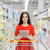 Happy Woman with Tablet Shopping  at The Supermarket stock photo © NicoletaIonescu