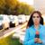 Homme · nouvelles · journaliste · domaine · trafic · femme - photo stock © nicoletaionescu
