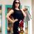 fabelachtig · vrouw · modieus · zonnebril · dame · gezicht - stockfoto © nicoletaionescu