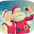 santa claus and mrs claus taking a photo together stock photo © nicoletaionescu