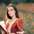 beautiful princess reading a book in summer floral landscape stock photo © nicoletaionescu
