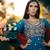 meglepődött · Bollywood · színésznő · visel · indiai · ékszerek - stock fotó © nicoletaionescu