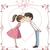 少年 · 少女 · 面白い · 漫画 · ベクトル · 代 - ストックフォト © nicoletaionescu