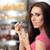 perfum · apteka · sklep · testowanie · butelki · supermarket - zdjęcia stock © nicoletaionescu