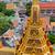 métal · palais · Bangkok · thai · Thaïlande · château - photo stock © nicousnake