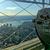 Manhattan · sziluett · turista · látcső · New · York · reggel - stock fotó © nikdoorg