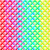 rainbow geometric pattern stock photo © nikdoorg