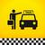 taxi · attente · valise · main · ville · fond - photo stock © nikdoorg
