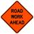 road work ahead sign stock photo © nikdoorg