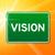 vision green sign stock photo © nikdoorg