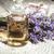 estância · termal · monte · lavanda · garrafa · aromaterapia · Óleo - foto stock © NikiLitov