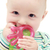 baby with teether stock photo © nikkos