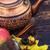 медь · чайник · ретро · натюрморт · чайник · клен - Сток-фото © nikolaydonetsk