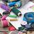 sketch seamstresses stock photo © nikolaydonetsk