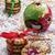 Navidad · cookies · adornos · rojo · foto · azúcar - foto stock © nikolaydonetsk