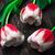 три · красный · тюльпаны · белый · лист · фон - Сток-фото © nikolaydonetsk