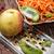 cooking fruit salad stock photo © nikolaydonetsk