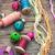 kellékek · kézimunka · gyöngyök · ékszerek · kézzel · készített · fény - stock fotó © nikolaydonetsk