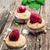 fresh raspberry cookies stock photo © nikolaydonetsk