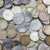 dois · moedas · isolado · negócio · metal - foto stock © nilanewsom