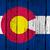 grunge · Colorado · vlag · amerika · geïsoleerd · witte - stockfoto © nirodesign