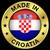 vector · etiqueta · Croacia · color · sello · venta - foto stock © nirodesign