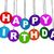 happy birthday party concept stock photo © nirodesign