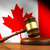 ley · justicia · 3D · martillo - foto stock © nirodesign