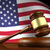 us law and american justice concept stock photo © nirodesign