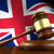 uk law and justice concept stock photo © nirodesign