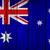 avustralya · bayrak · grunge · Avustralya · kırmızı · beyaz - stok fotoğraf © nirodesign