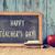 szkoły · tablicy · nauczycieli · biurko · wykonywania - zdjęcia stock © nito
