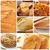bread products collage stock photo © nito