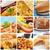 erwten · rijst · schotel · geserveerd · zuidelijk · Verenigde · Staten - stockfoto © nito